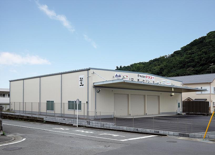 株式会社マスコー 配送センター新築工事