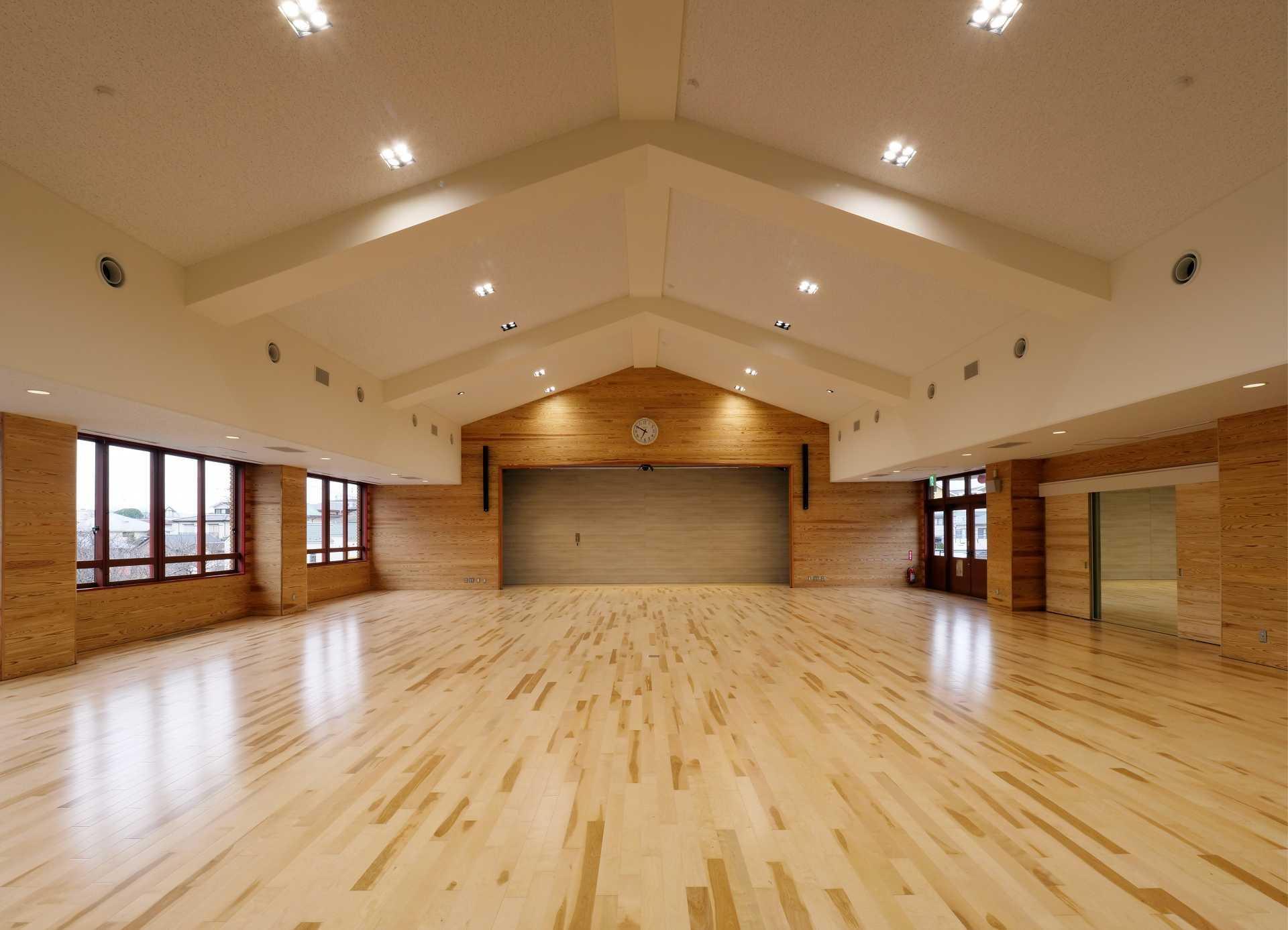 桜丘学習センター改修工事(大和市)
