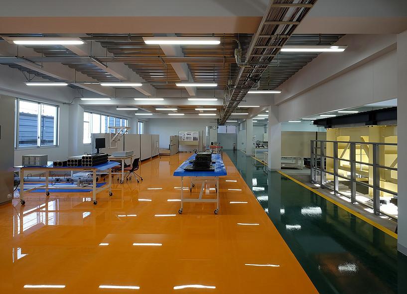1階展示研修施設