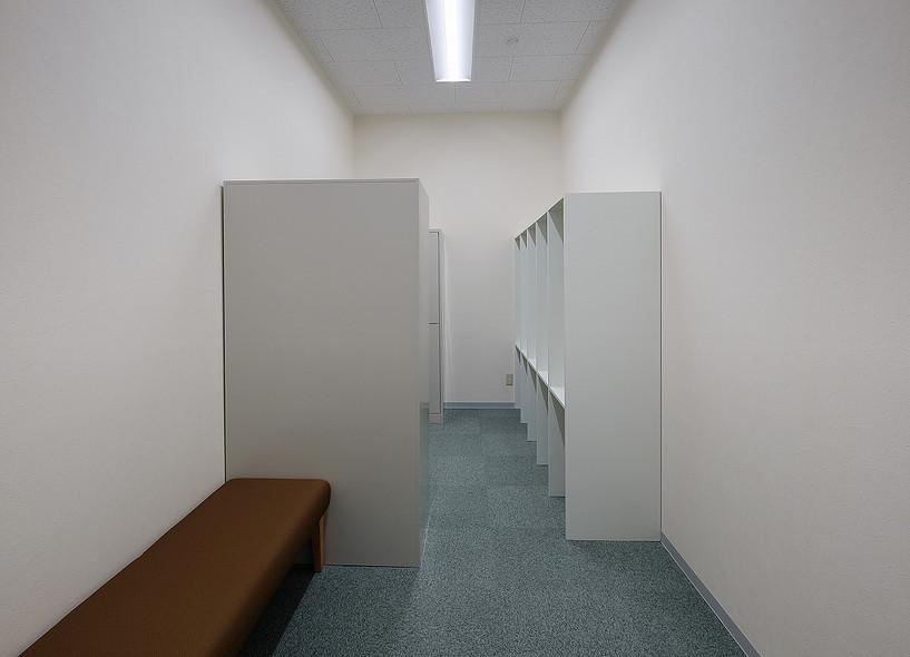 3階ロッカー室