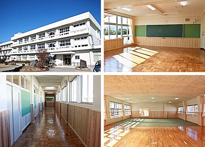 湘光中学校大規模改修工事