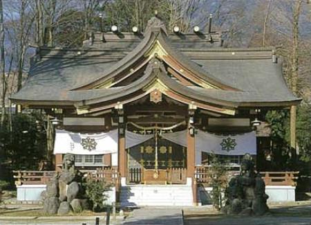 寒田神社社殿改築工事(松田町)