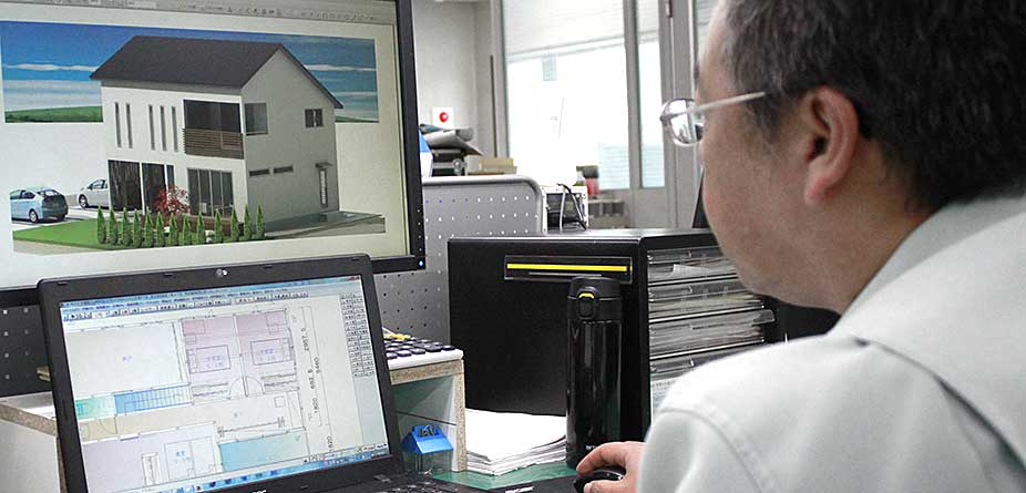 シモダ建築設計事務所イメージ