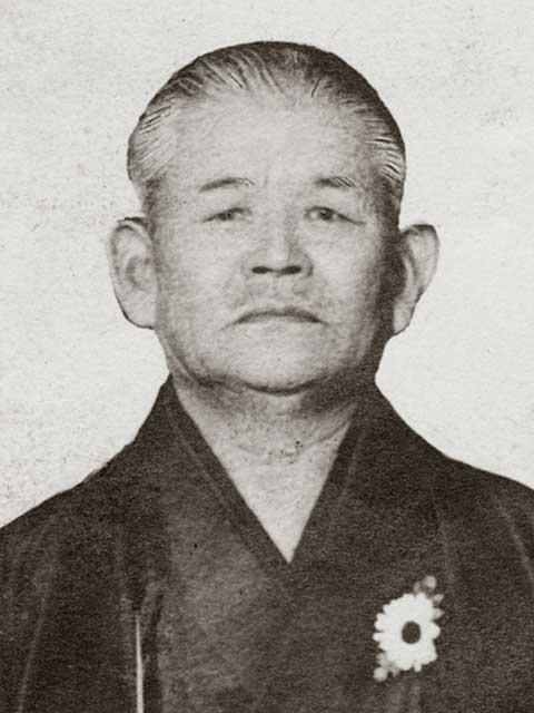 初代社長 下田助次郎
