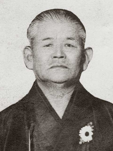 下田組創始者 下田助次郎