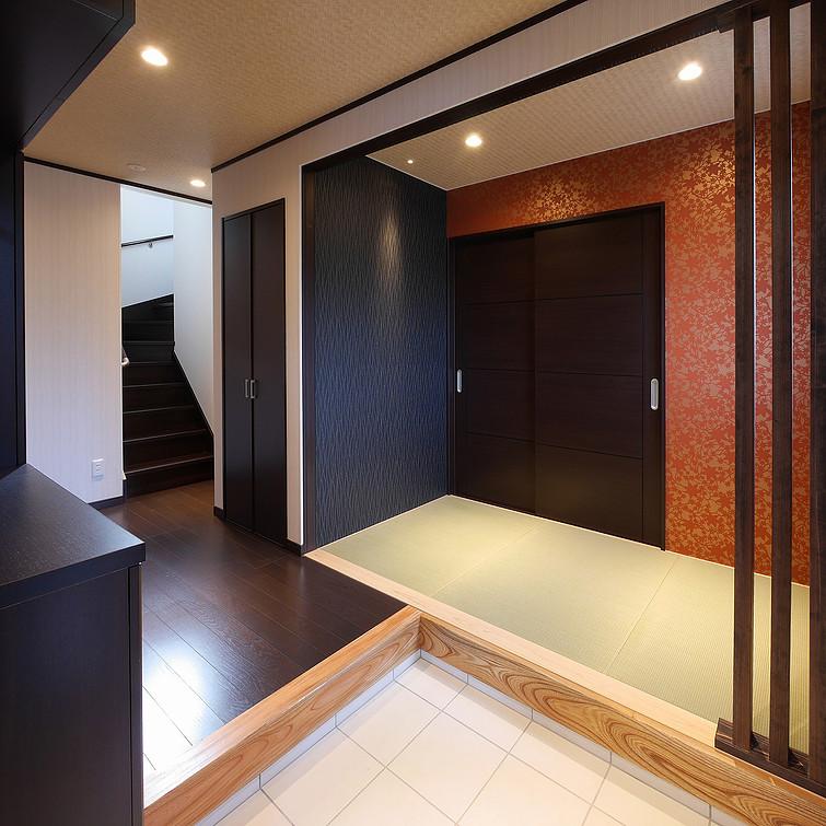 玄関ホール / 畳コーナー