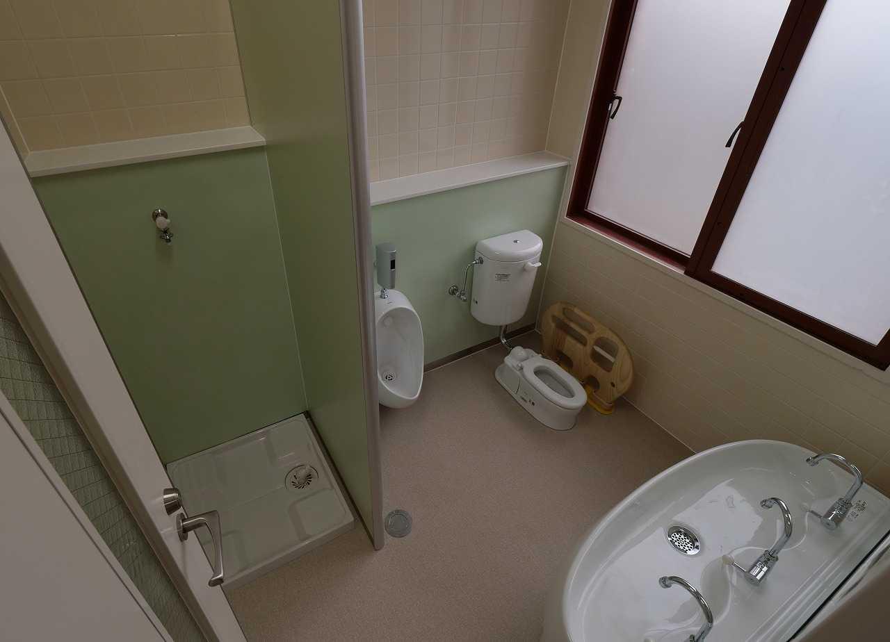 幼児トイレ